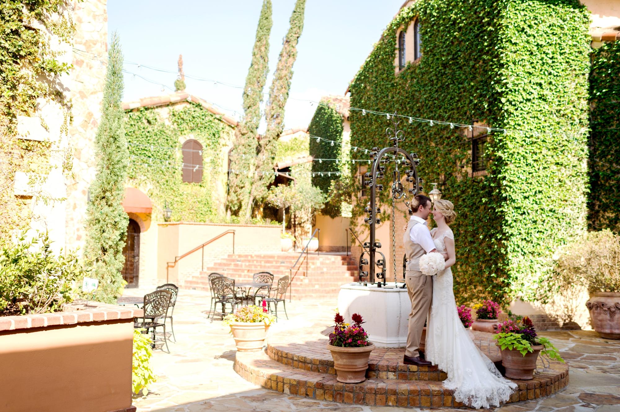 Bella Collina Fountain