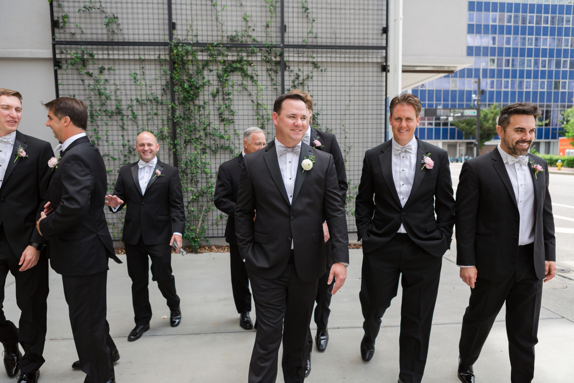 Groomsmens pictures
