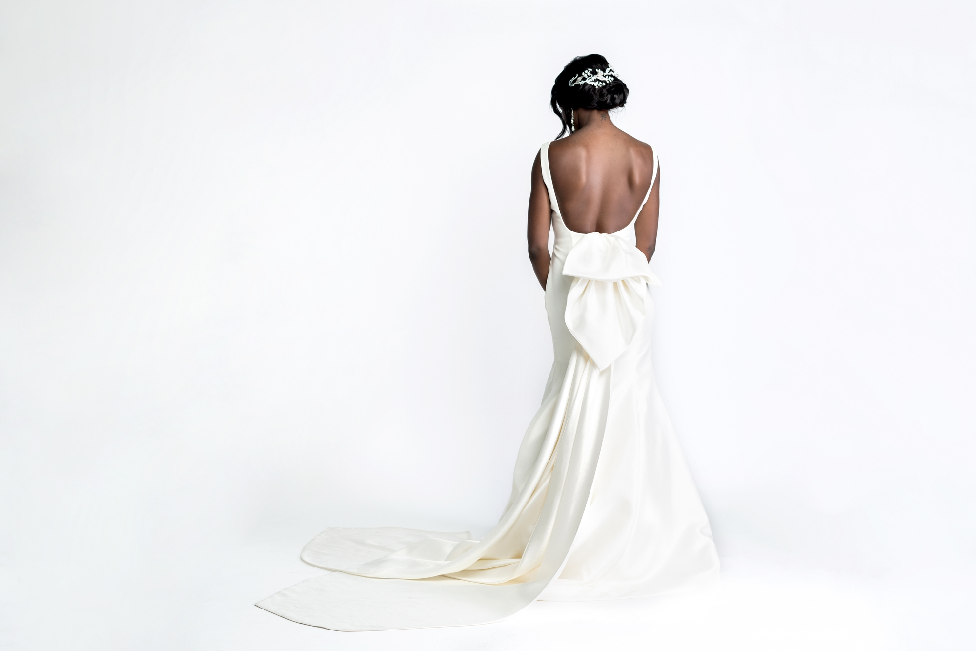 Sareh Nouri gown from The Bridal Finery