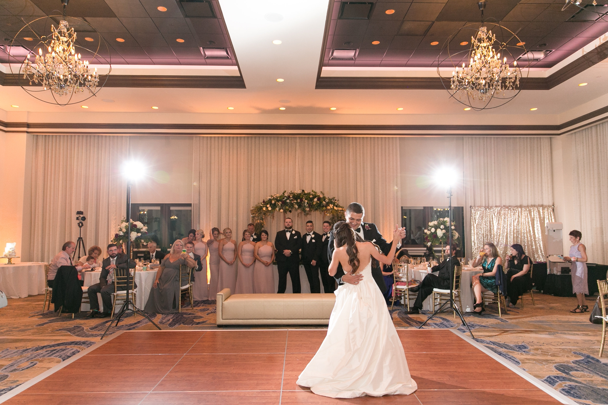 ballroom wedding wyndham bonnet creek