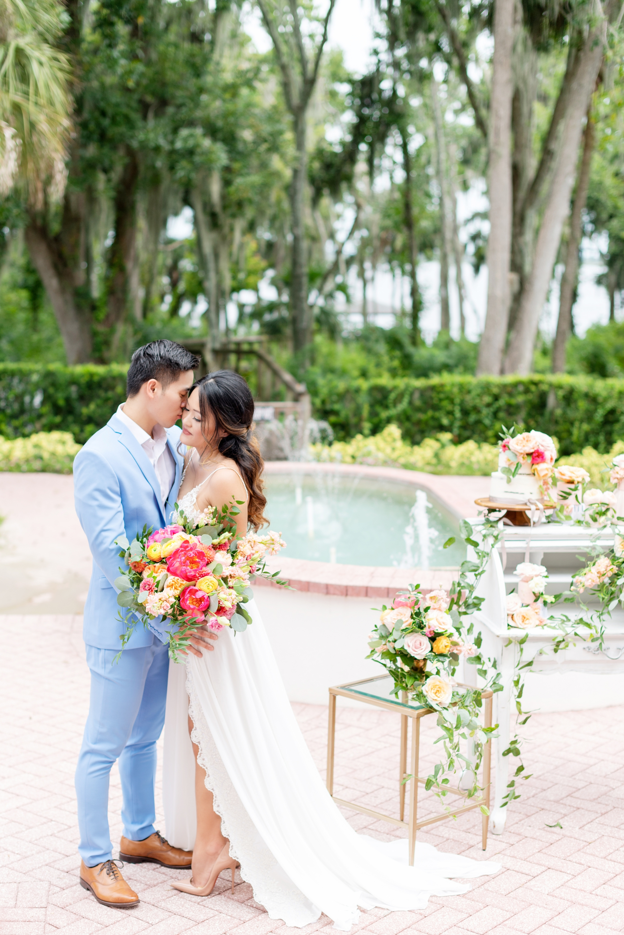 luxmore grande estate wedding