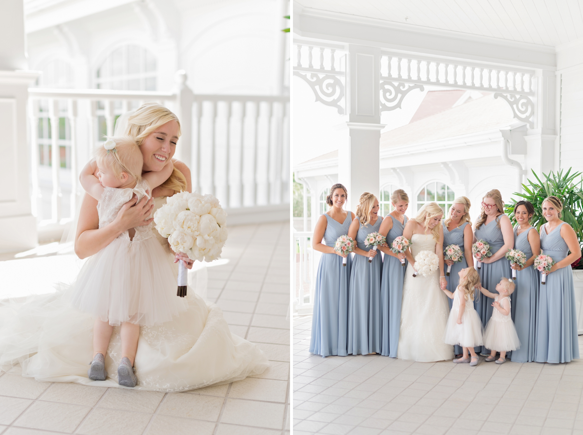disney fairytale wedding photographer