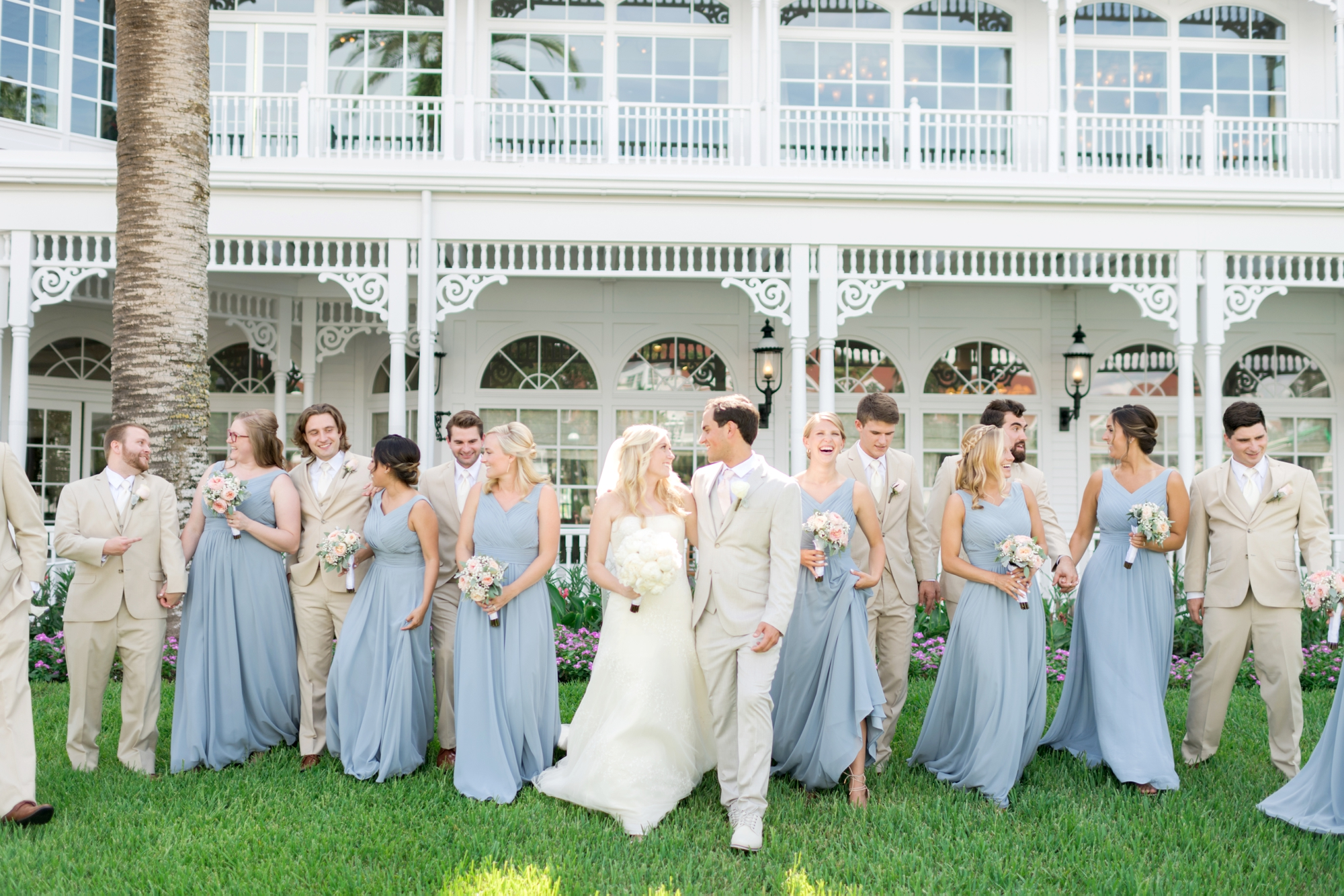 disney wedding photography at grand floridian