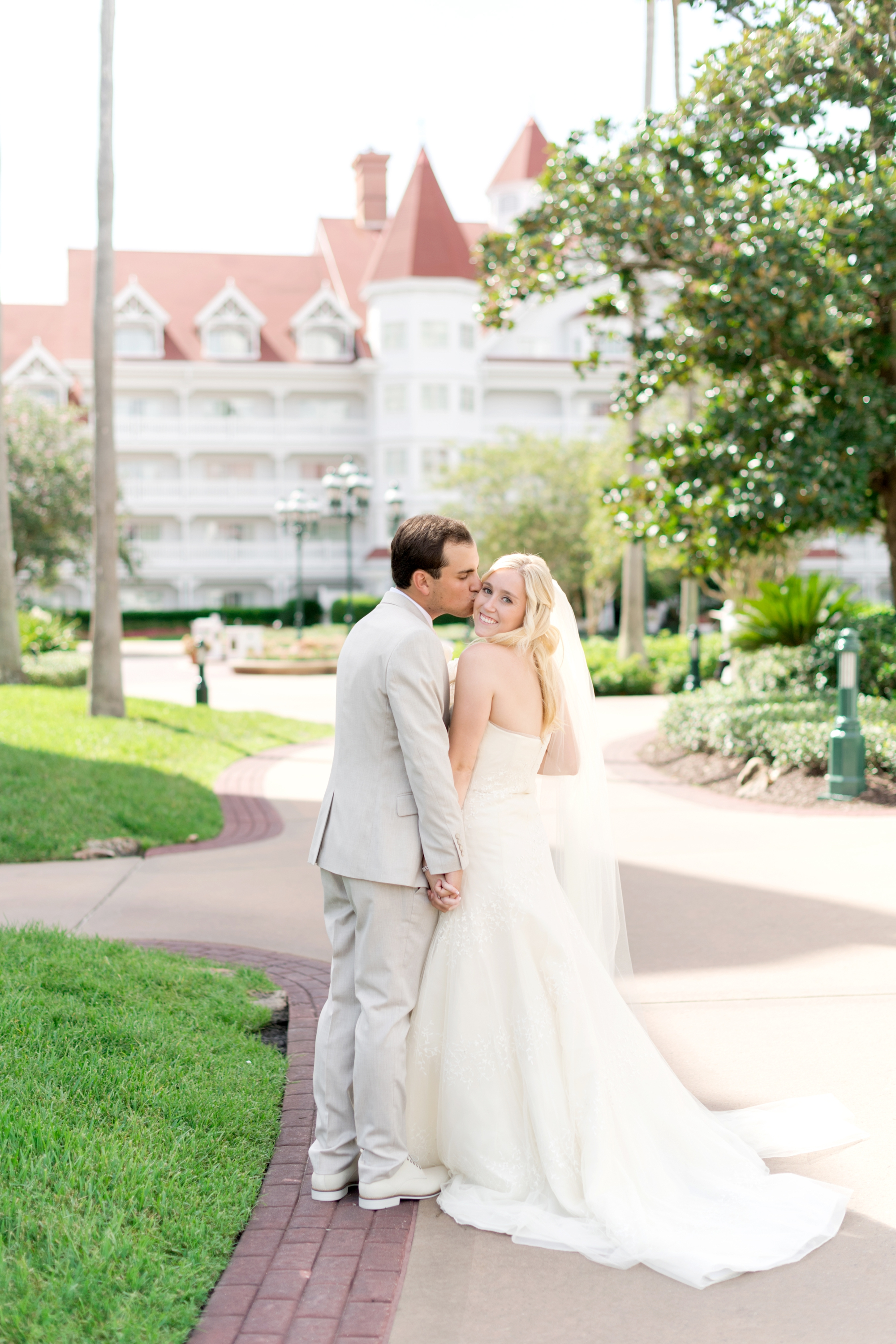 grand floridian wedding
