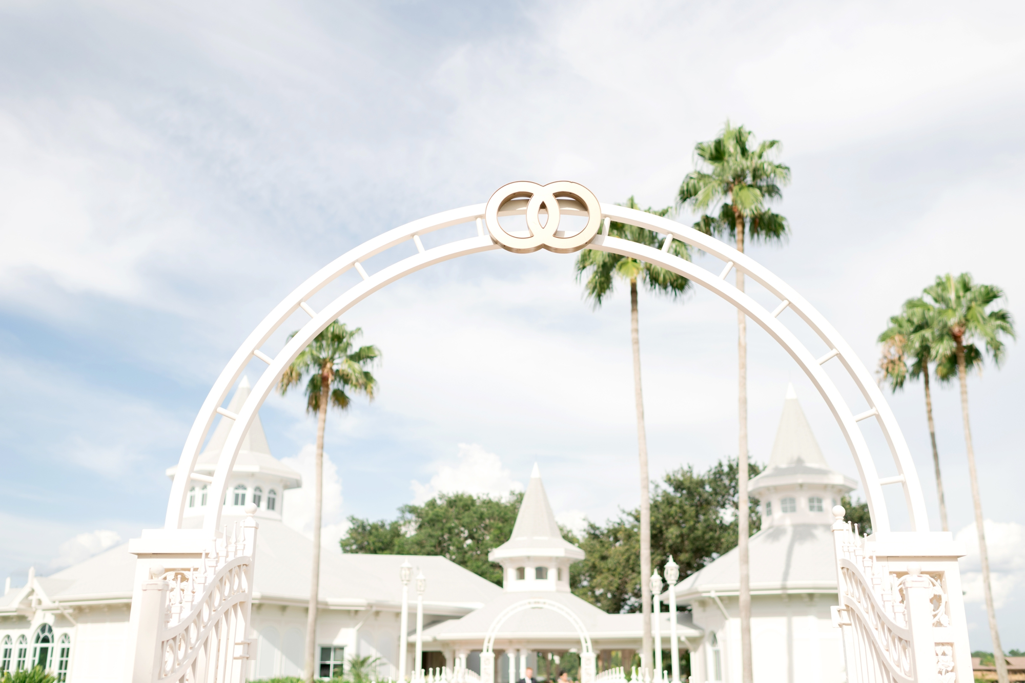 disney wedding pavilion ceremony