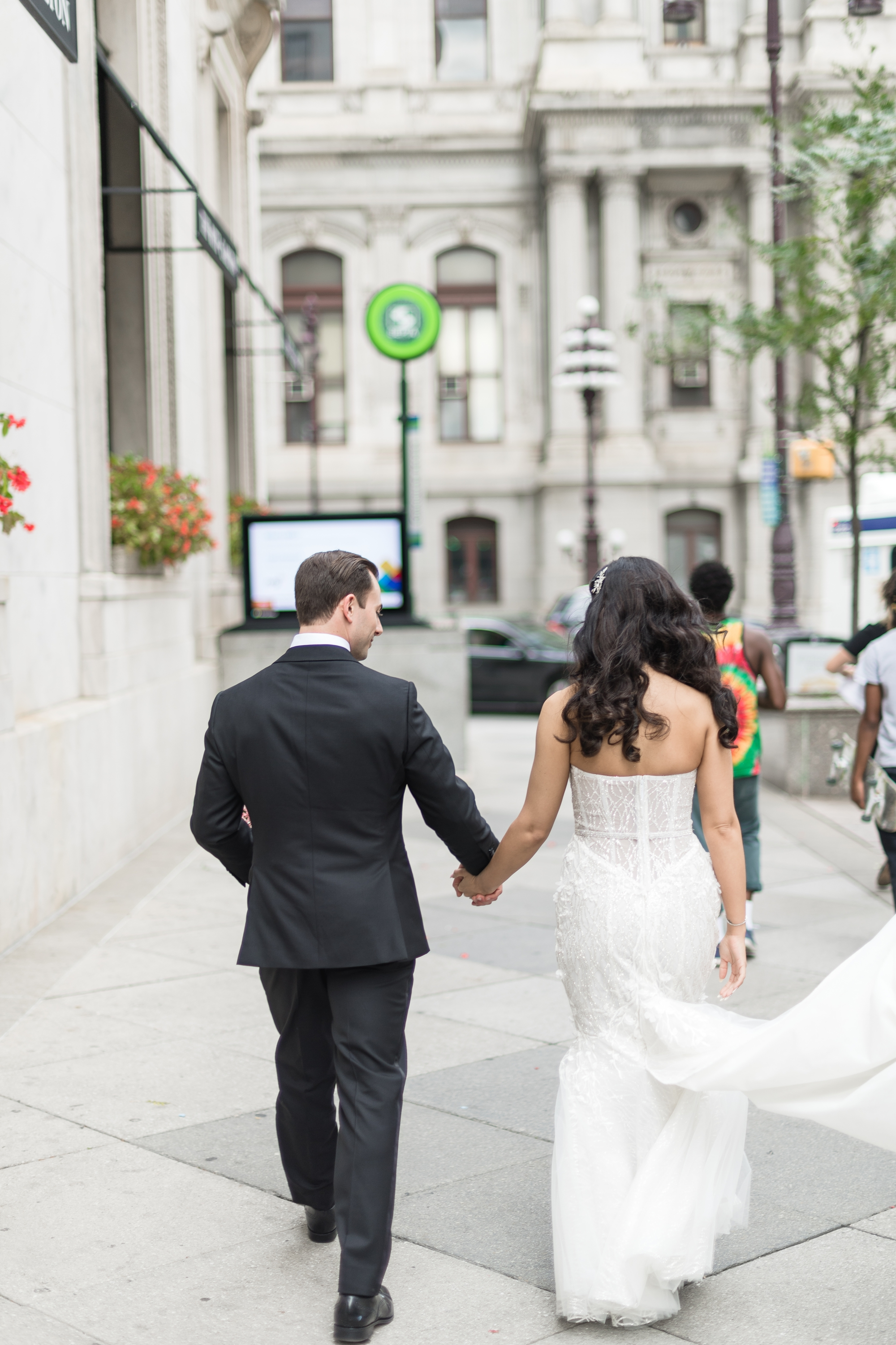philadelphia wedding at ritz carlton