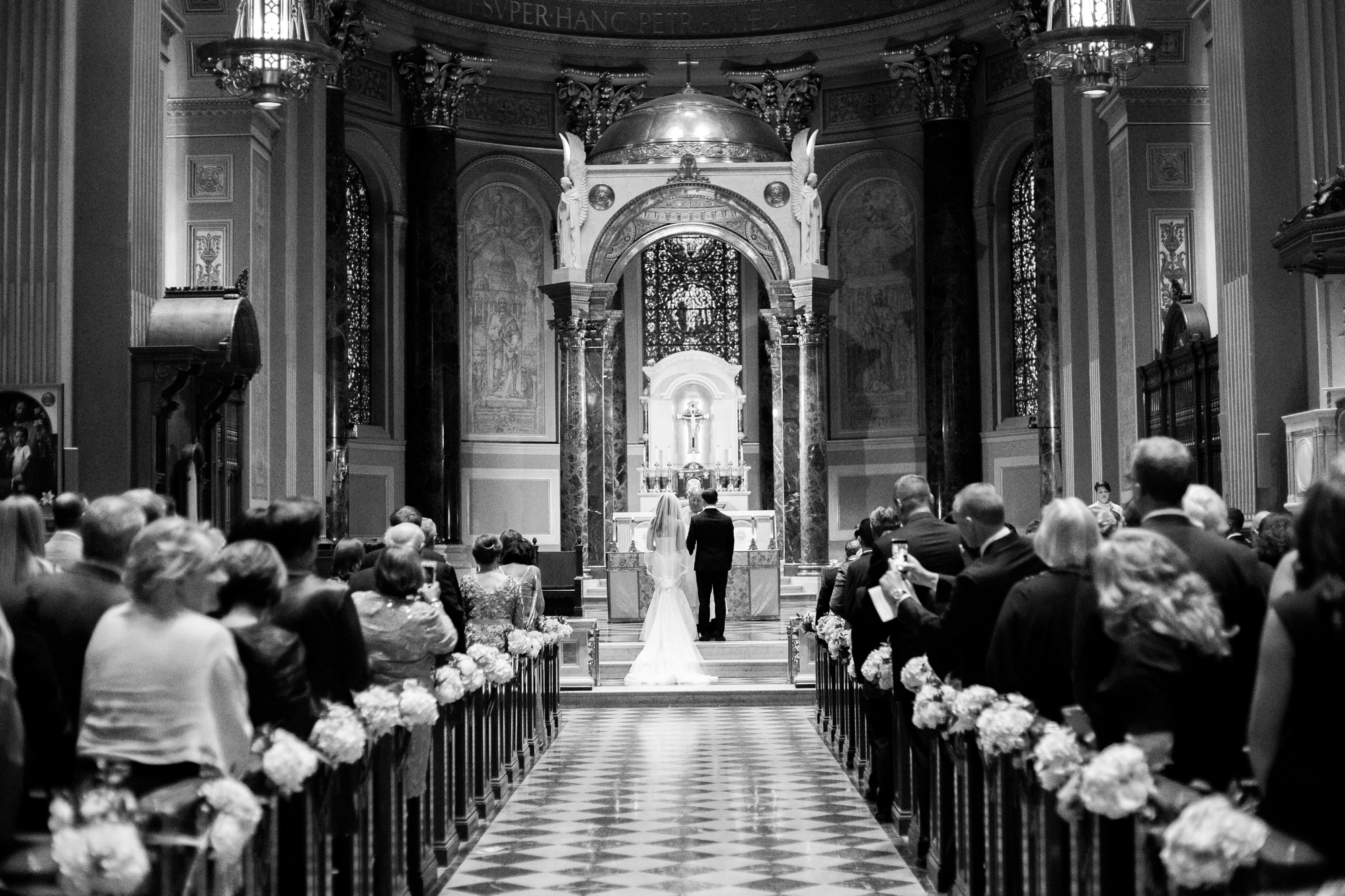 catholic wedding in philadelphia