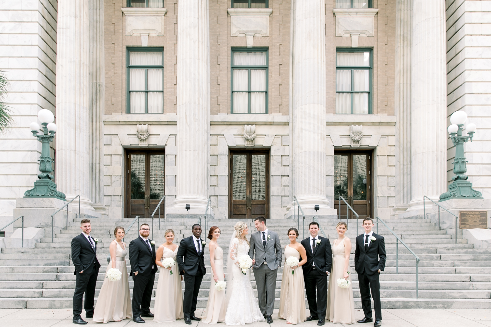 le meridien tampa wedding