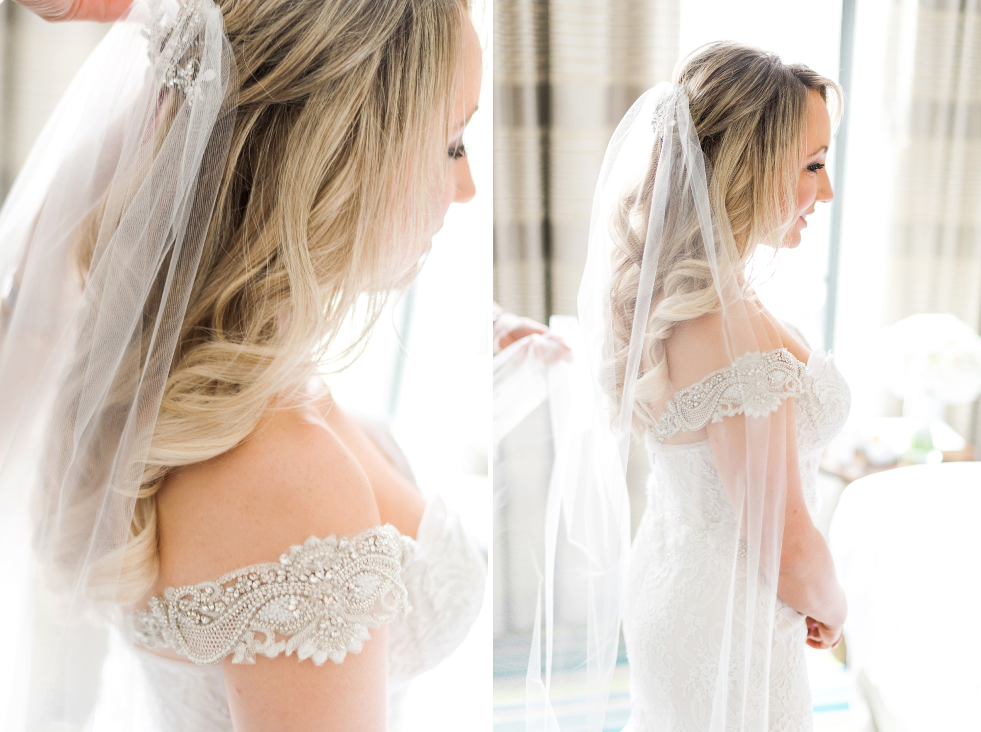 best wedding hairstyles with veil
