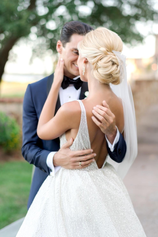 effortless updo - best wedding hairstyles