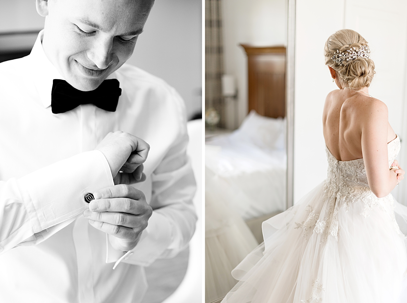 black tie wedding ideas