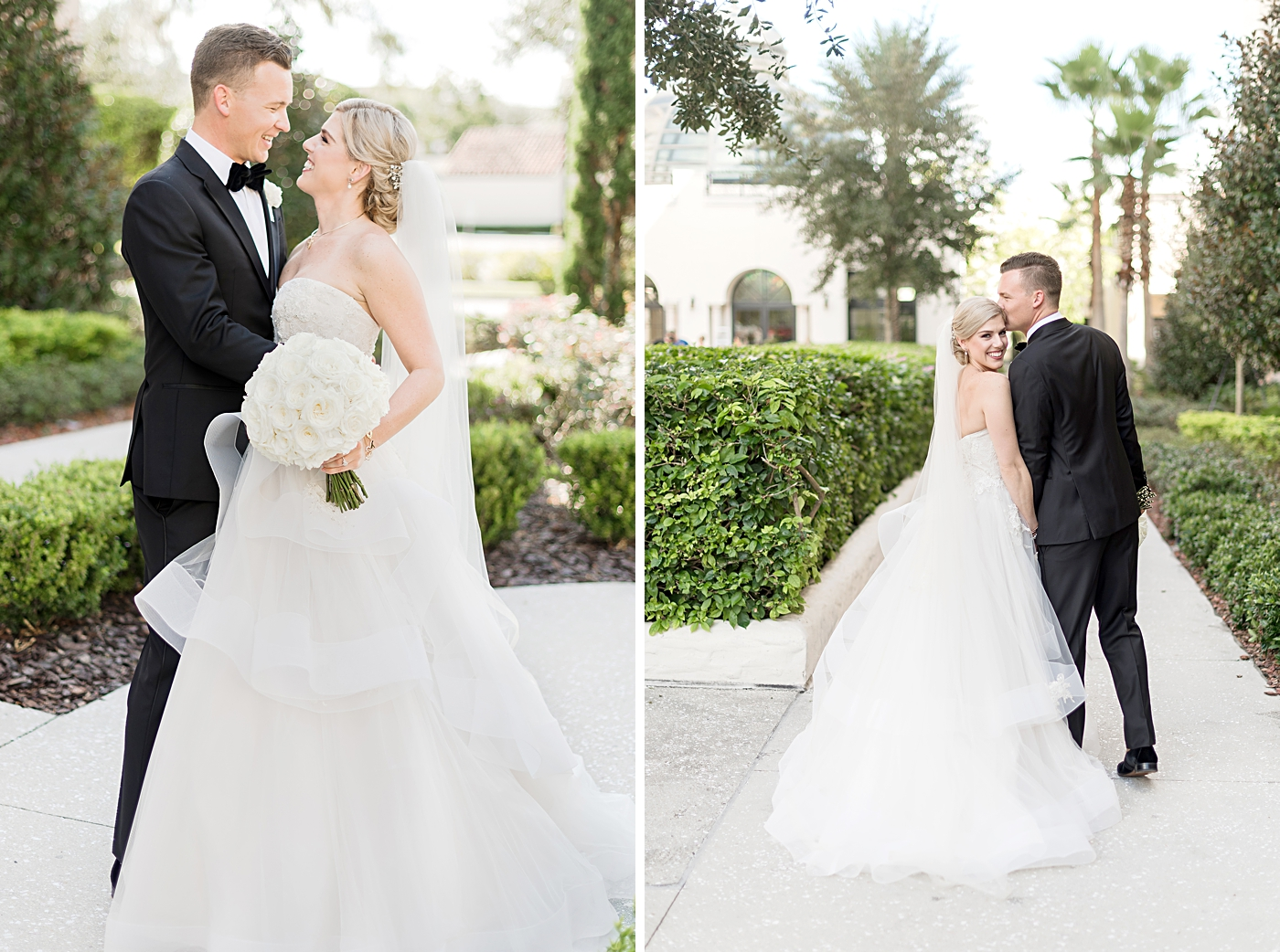monique lhuillier bride
