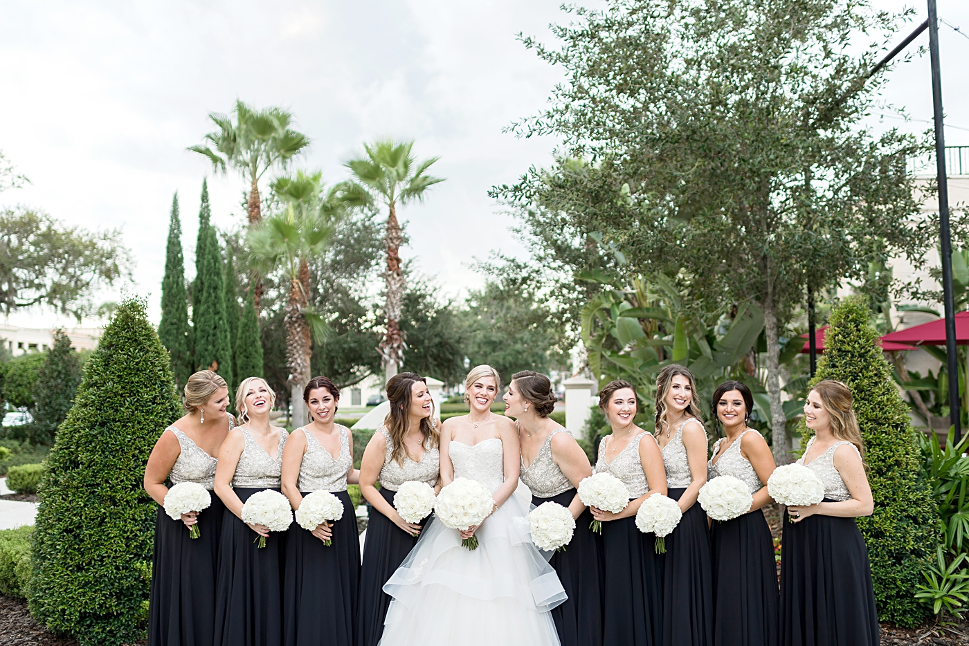 cute bridesmaids photos