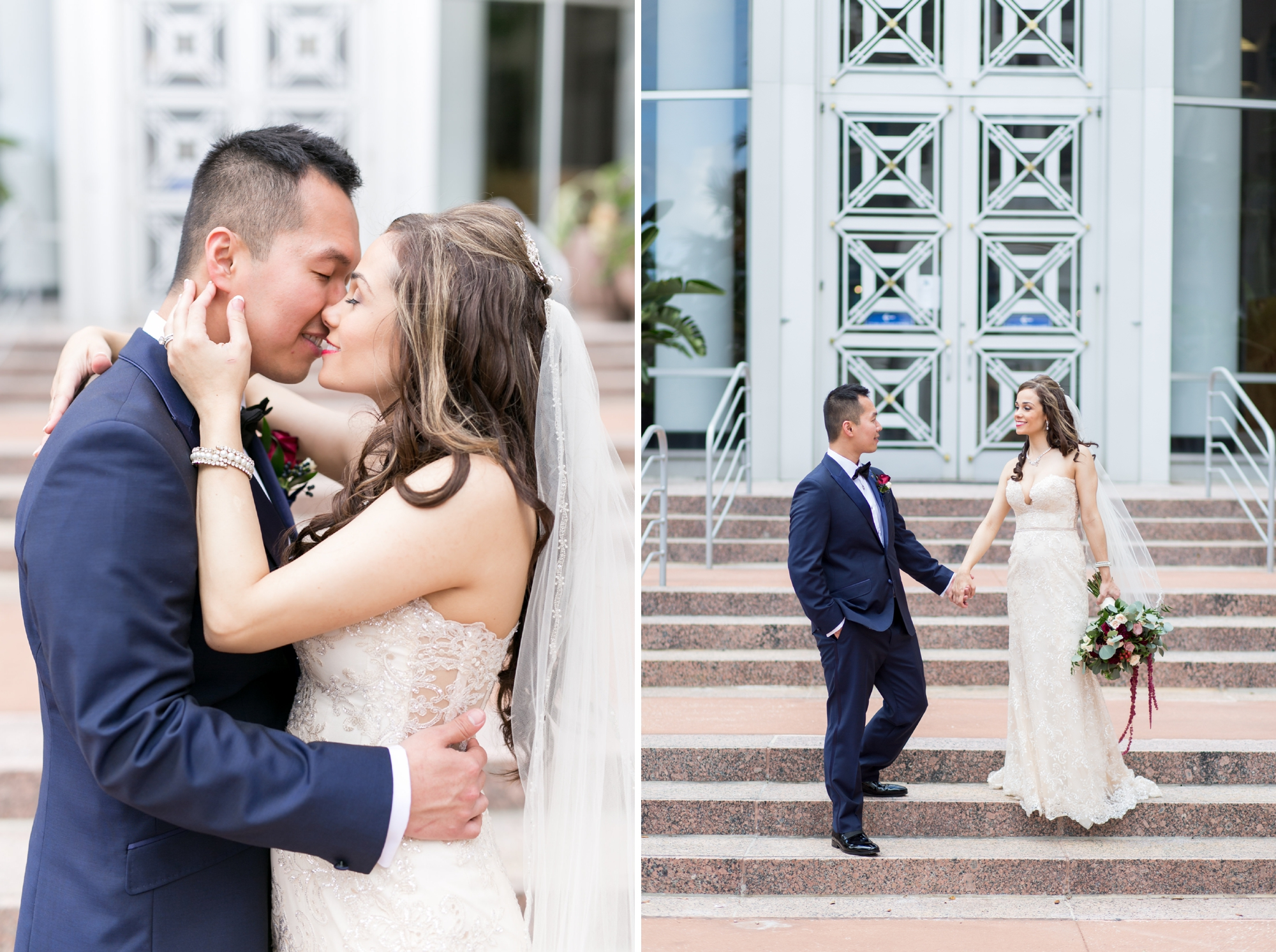 citrus club wedding downtown orlando
