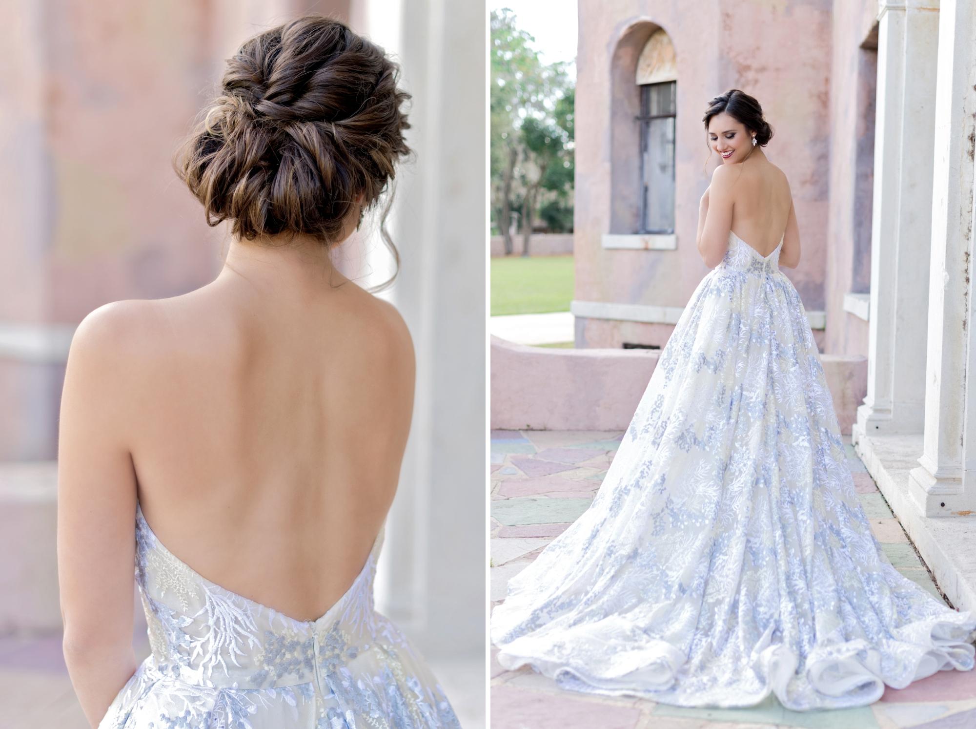 textured wedding hairstyles