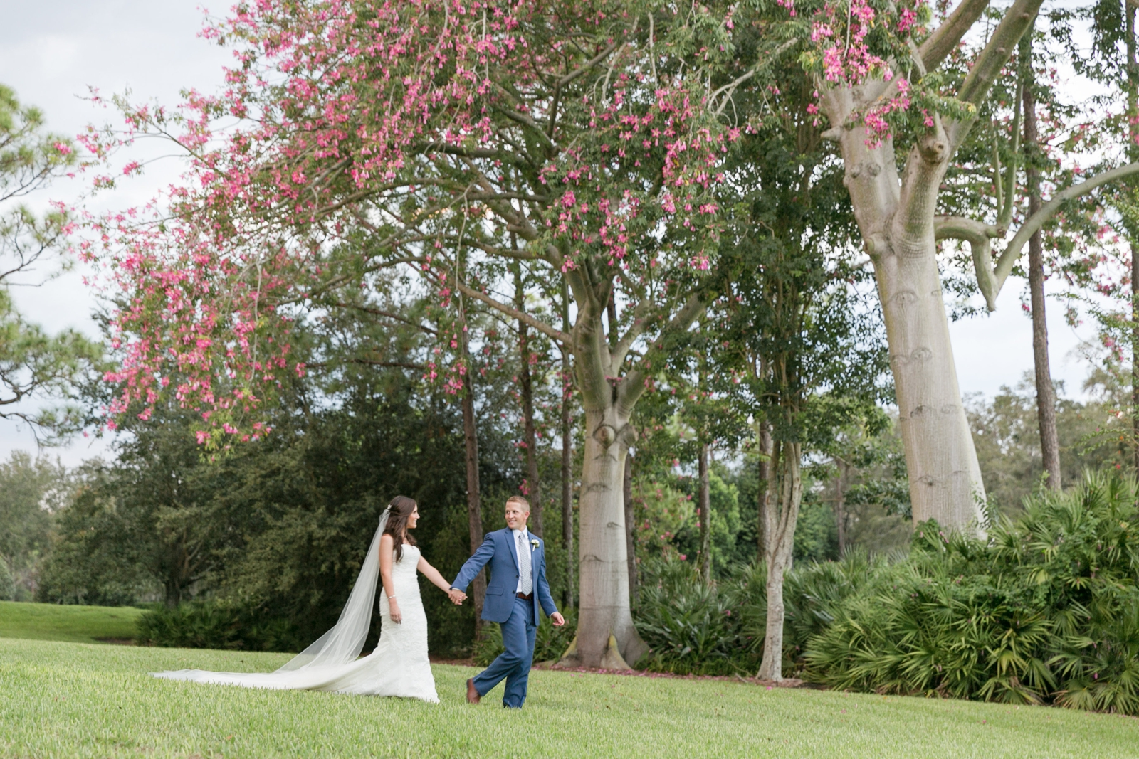 golf course wedding in orlando