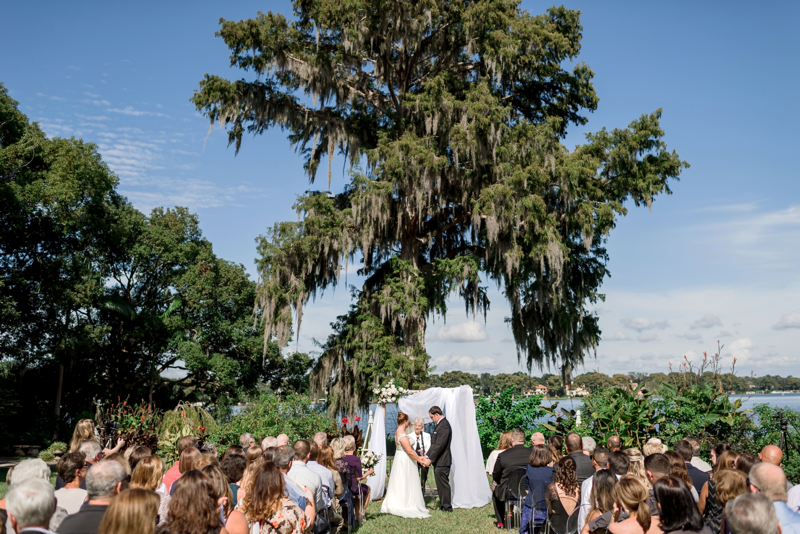 lakefront wedding venue orlando