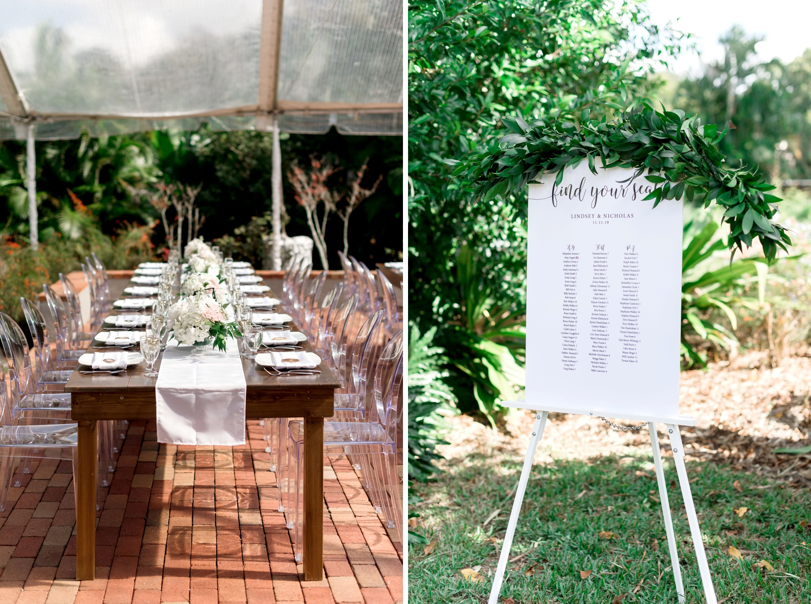 capen house brunch wedding