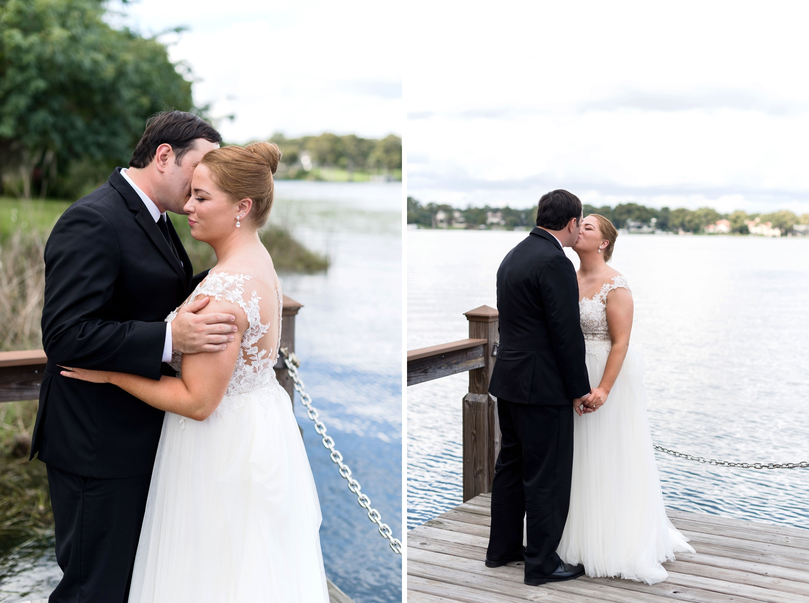lakeside wedding orlando venue
