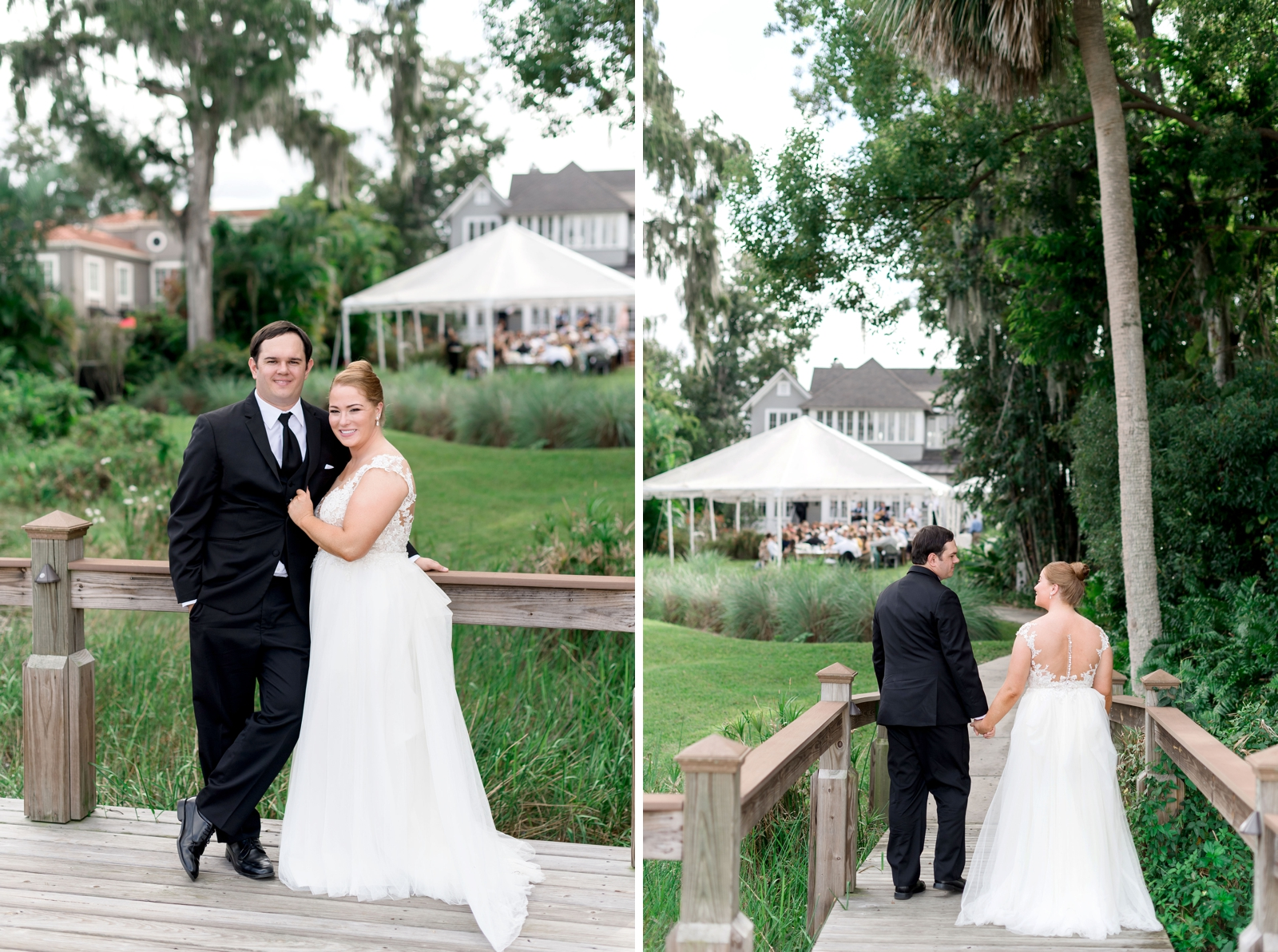 capen house wedding in winter park fl