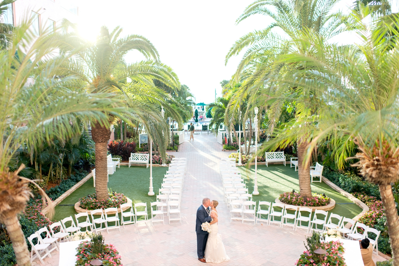 Don Cesar Wedding