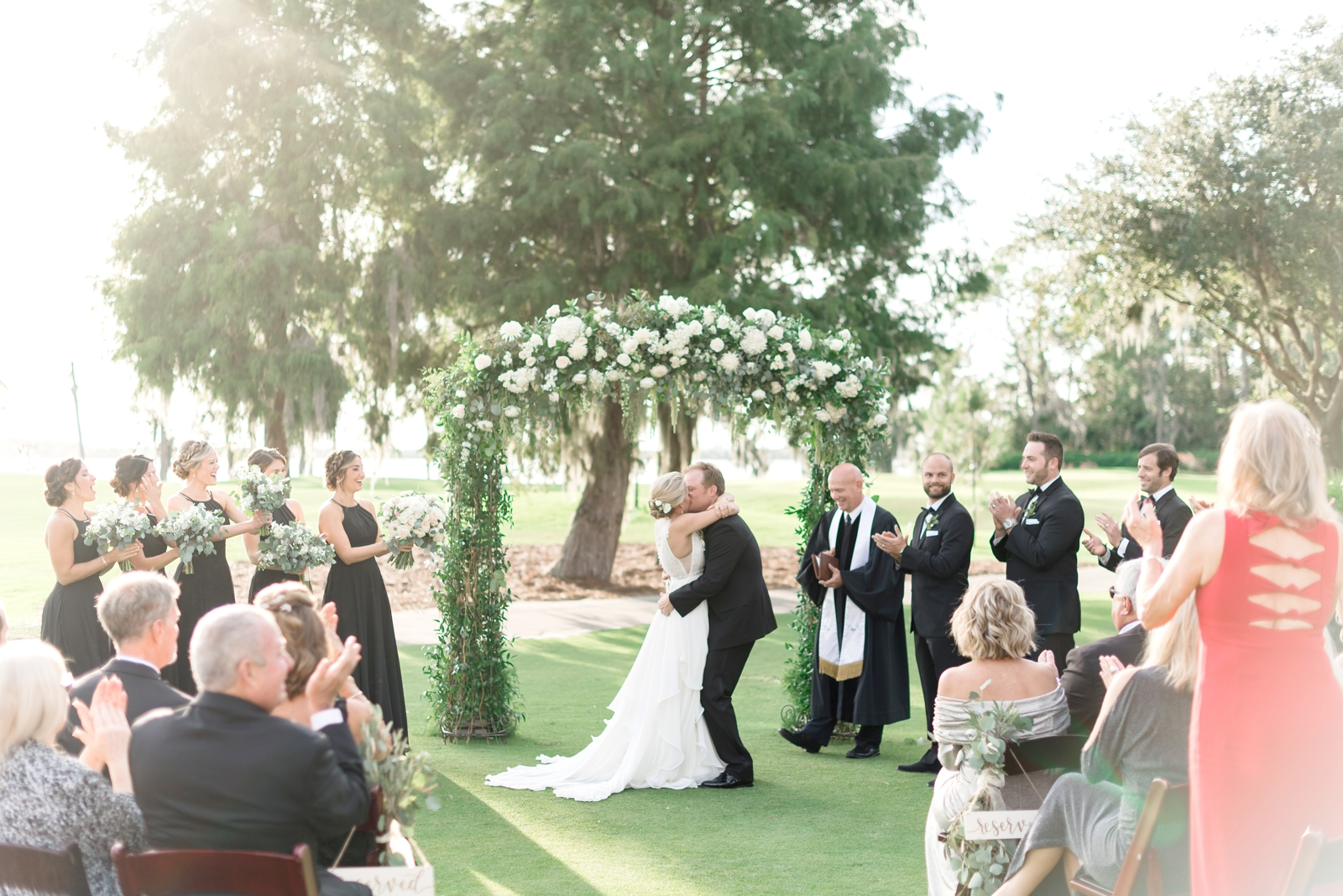 lake nona country club wedding