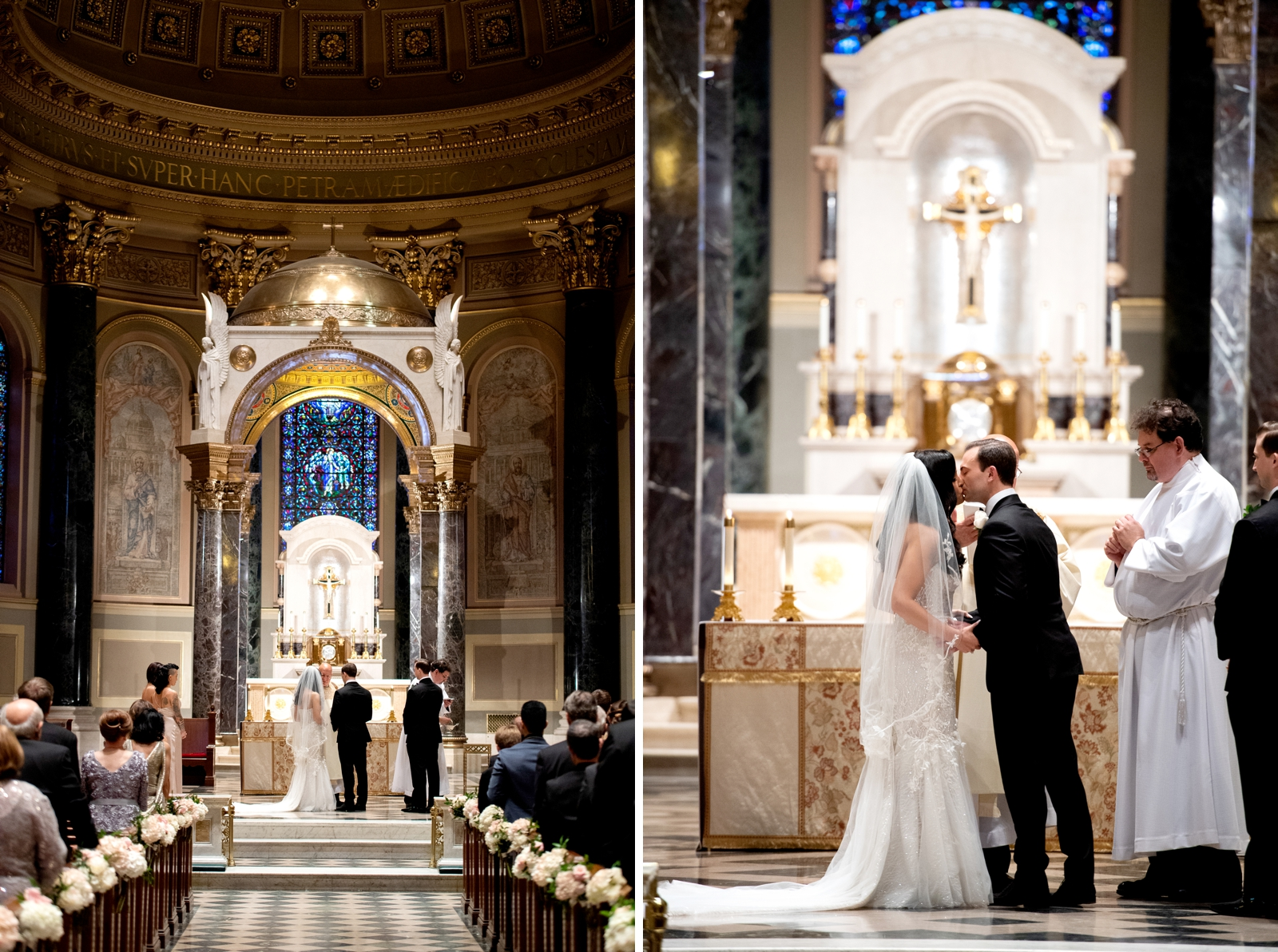 catholic wedding ceremony philadelphia