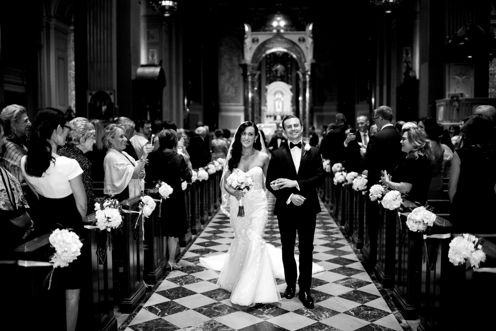 cathedral basilica of saints peter and paul philadelphia wedding