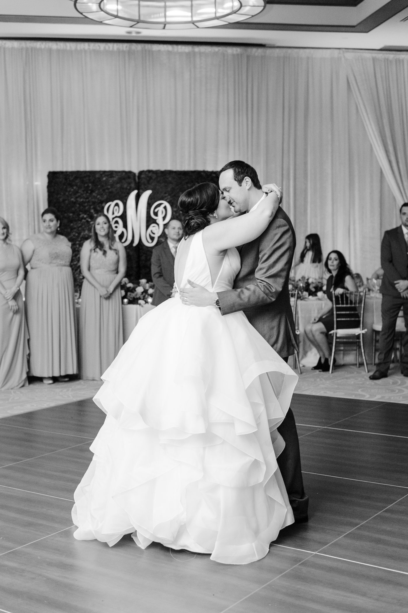 alfond inn ballroom first dance