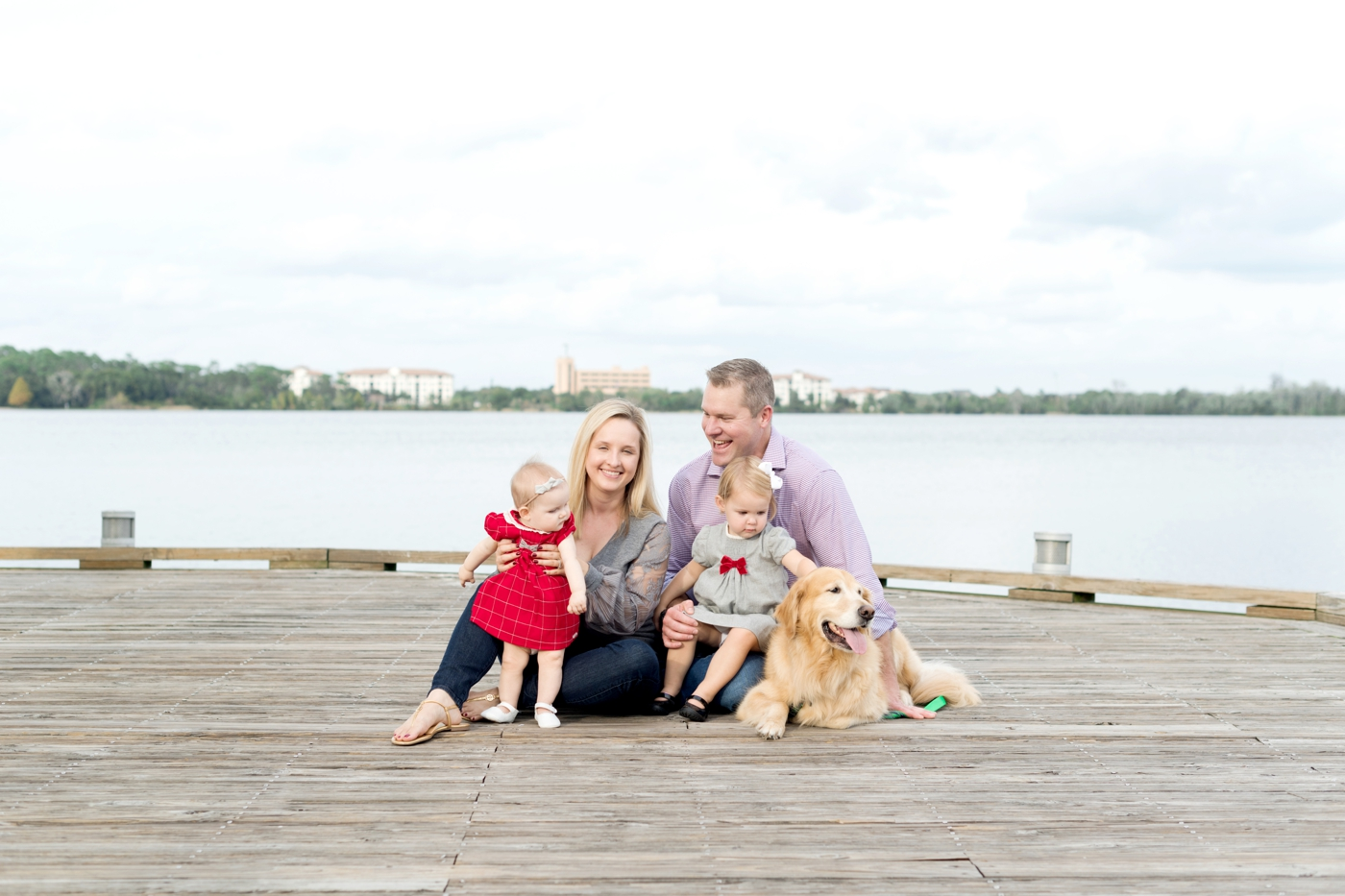 orlando holiday portraits
