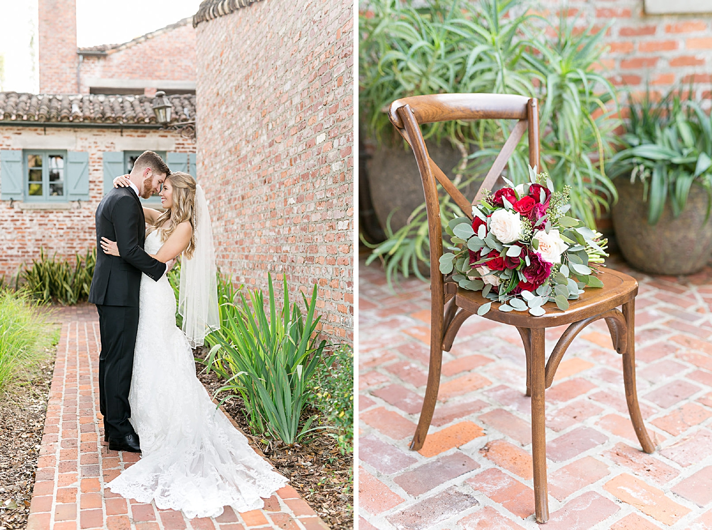 historic winter park wedding