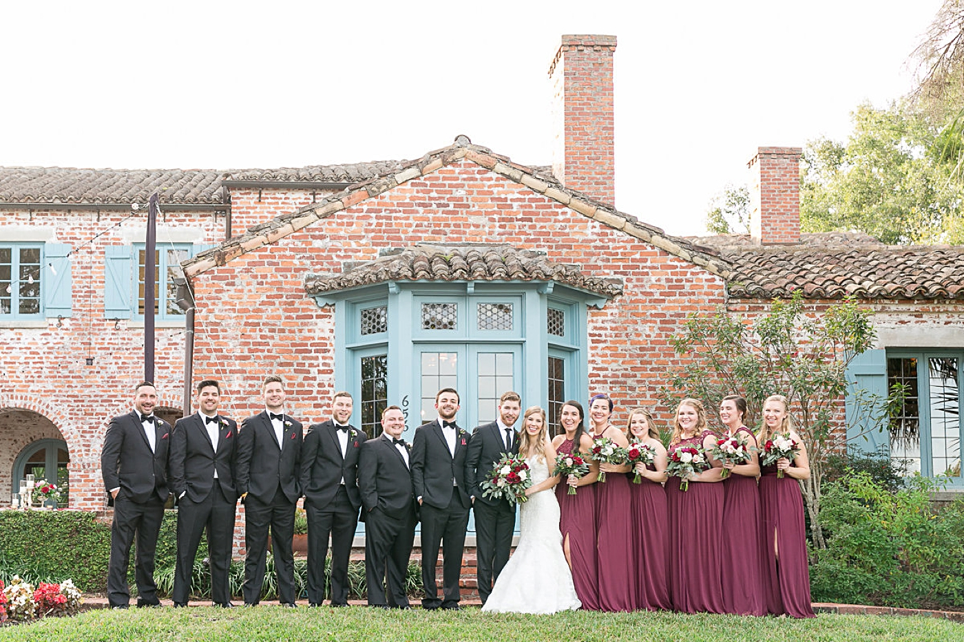 intimate wedding at casa feliz