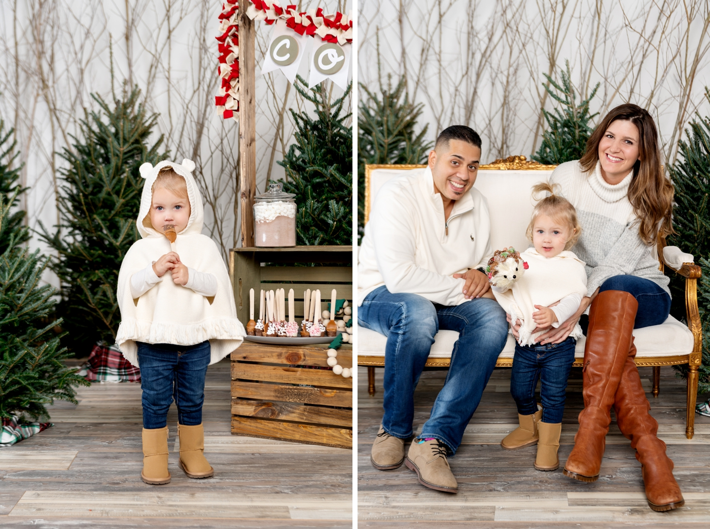Christmas portraits 2018
