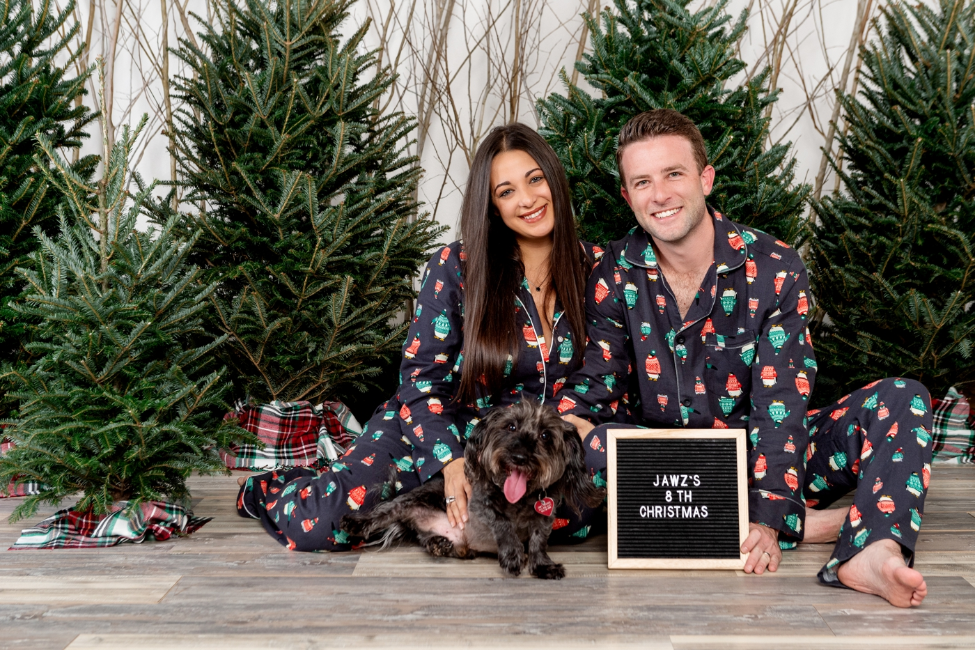 matching christmas pjs
