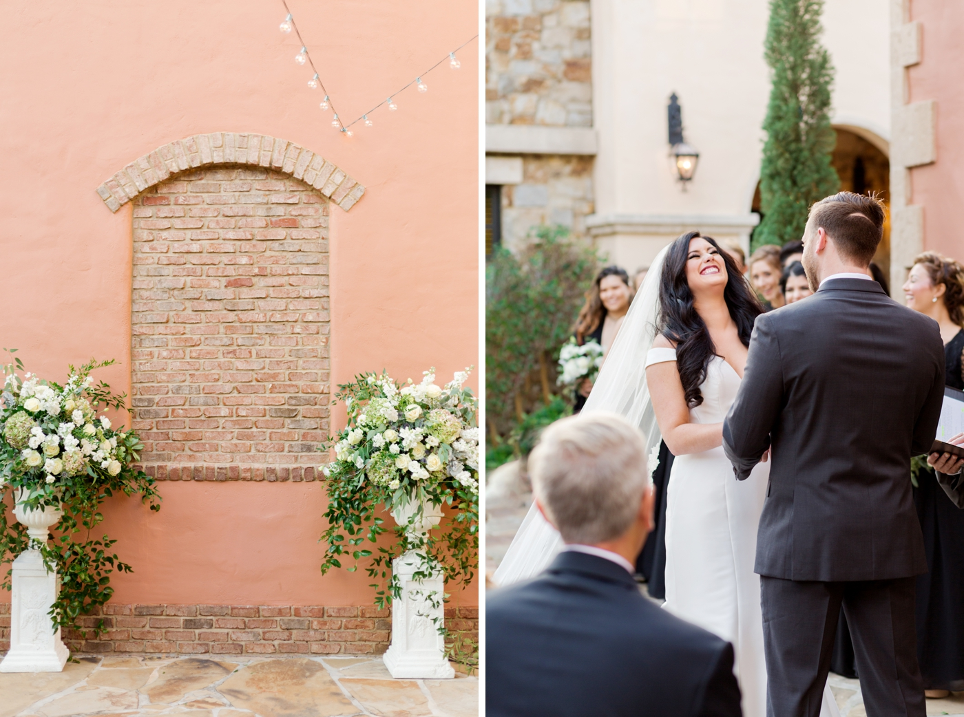 bell tower wedding bella collina