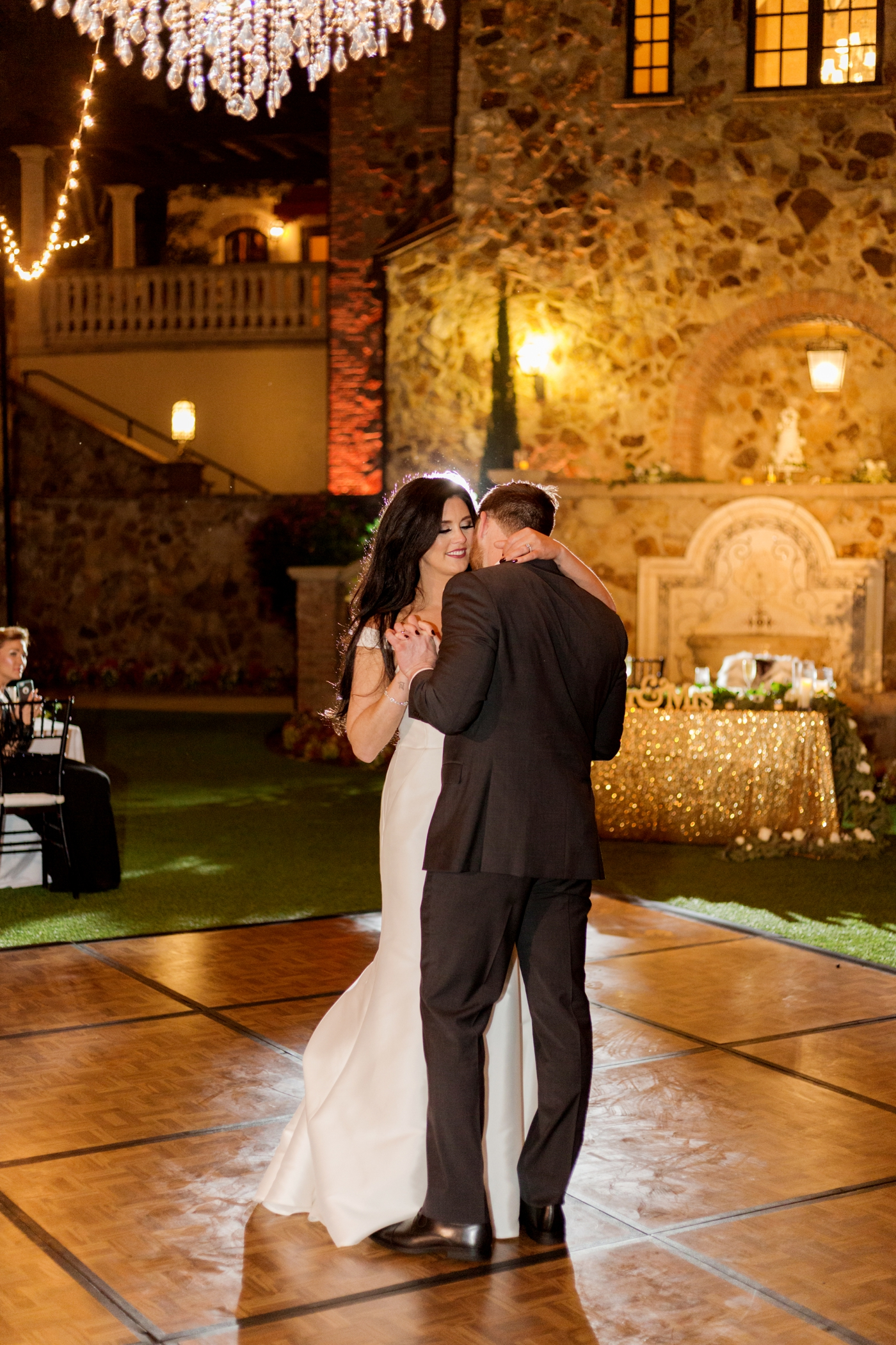 first dance bella collina lawn