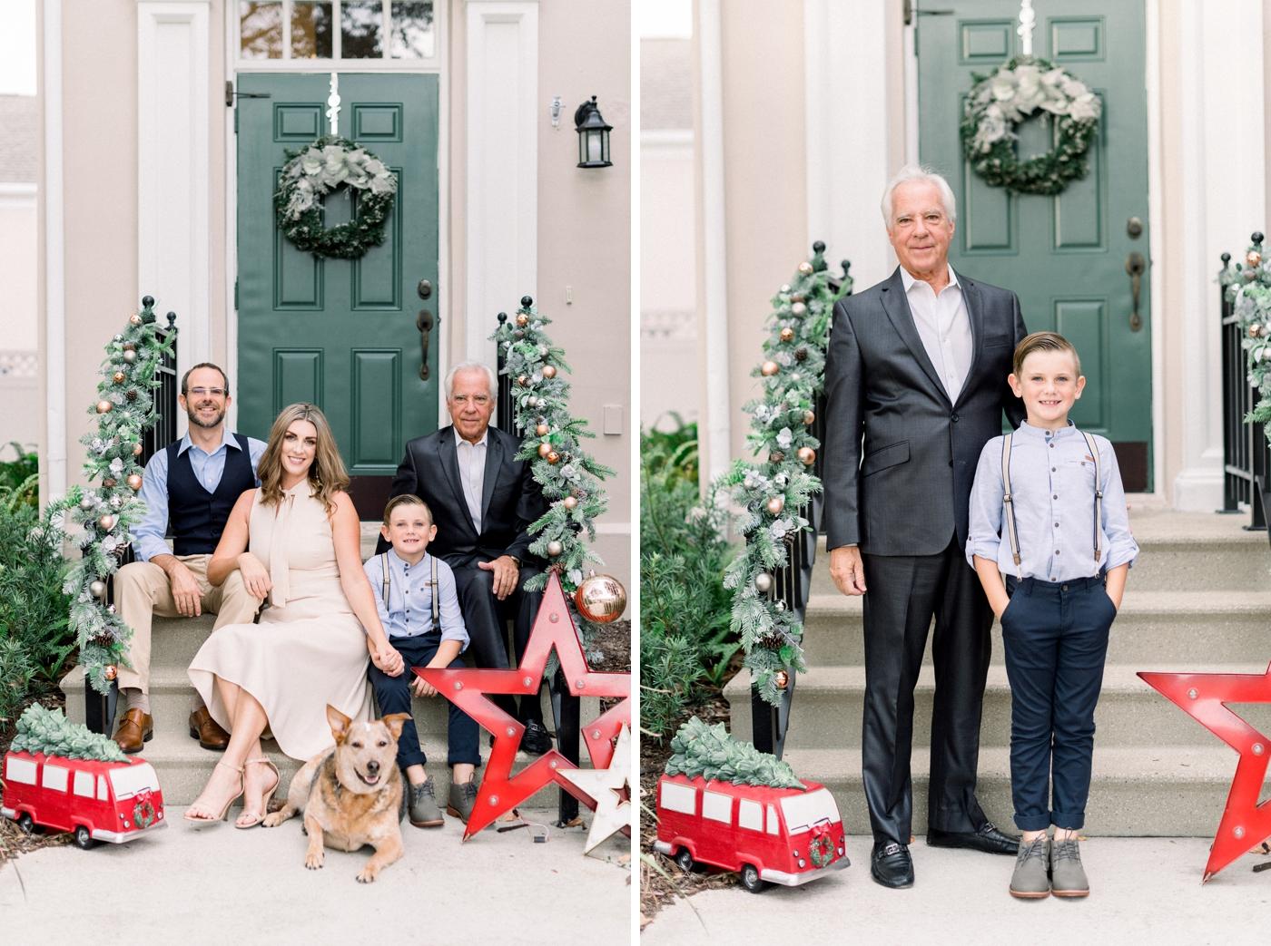Orlando family portraits