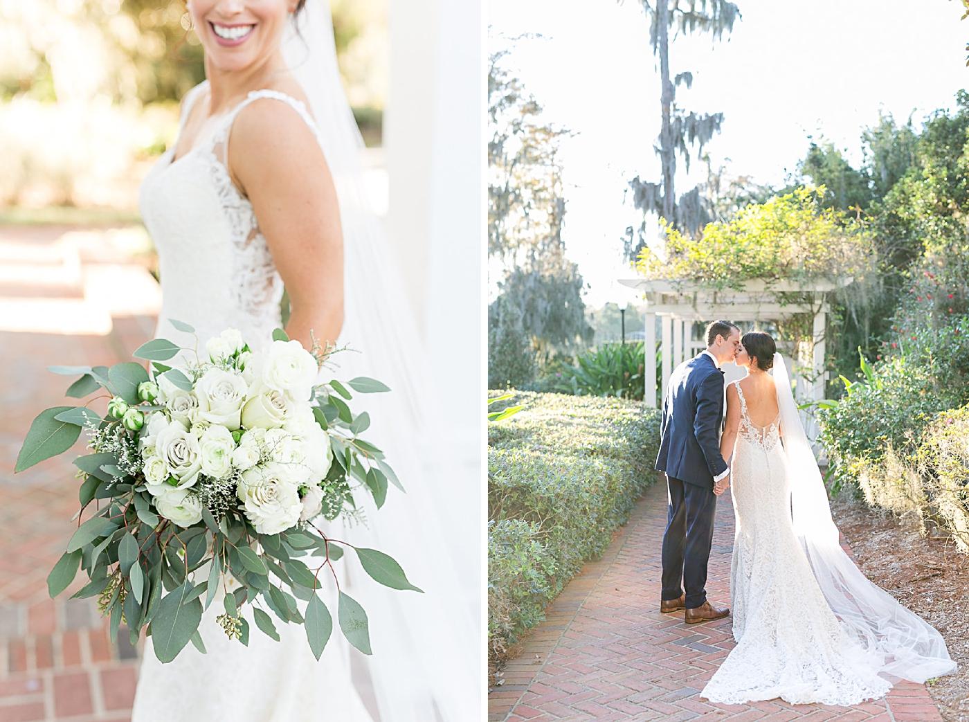 lush bouquet wedding