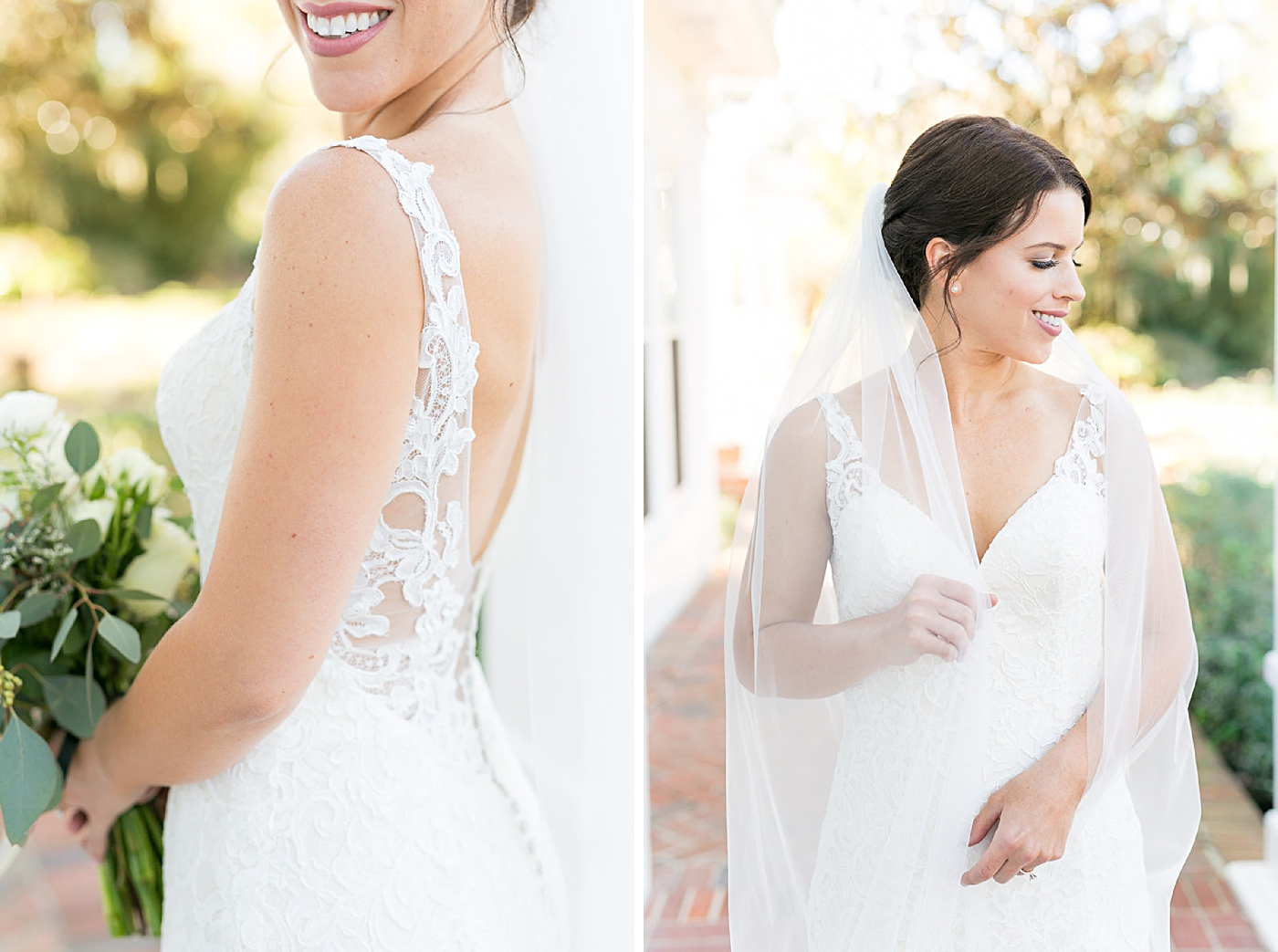 casablanca wedding dress lace