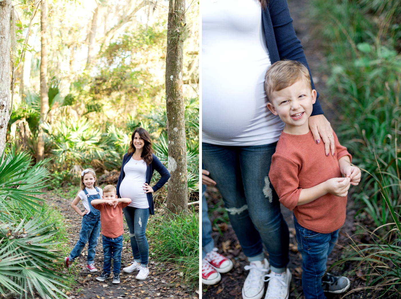 oviedo maternity shoot