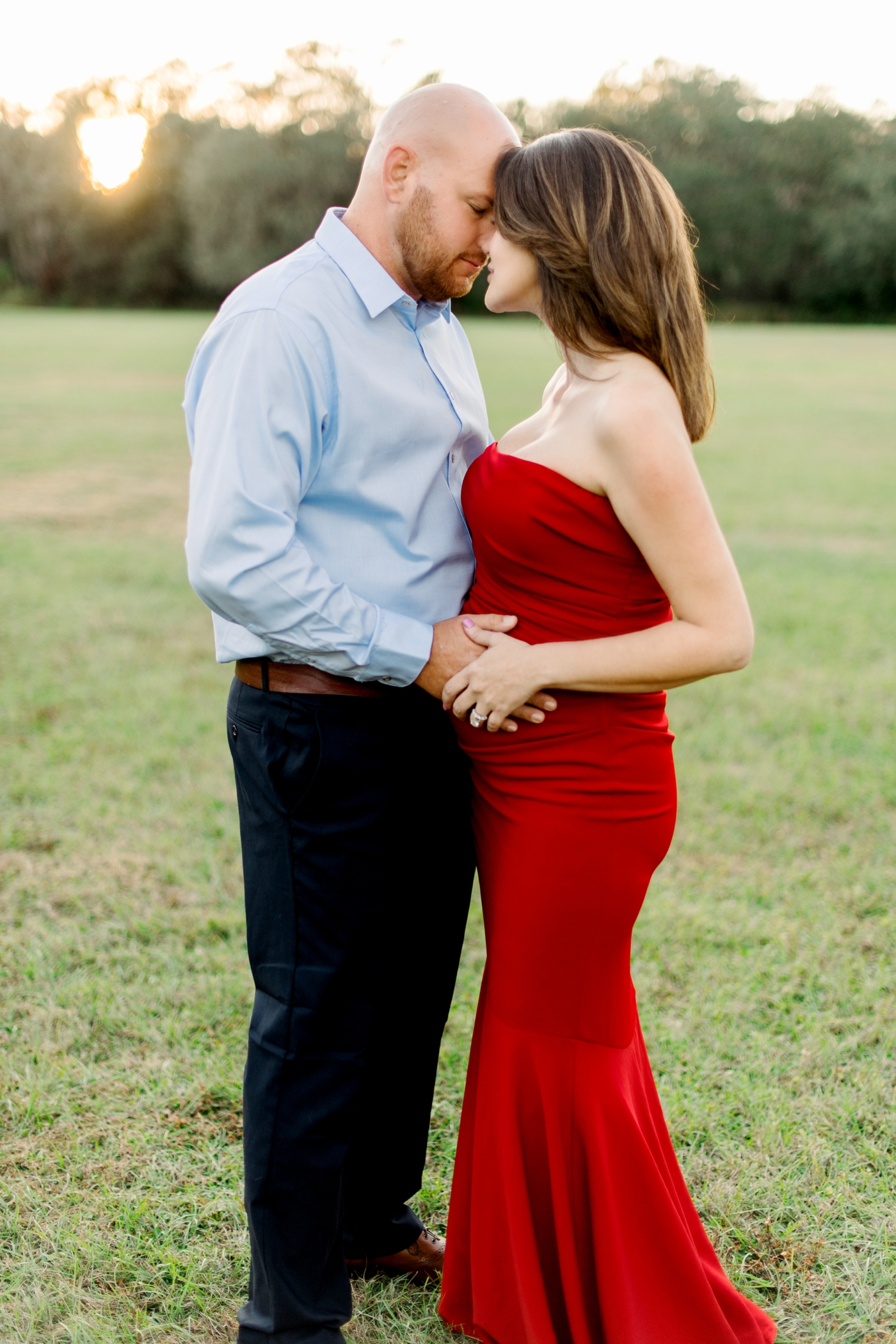 oviedo maternity session