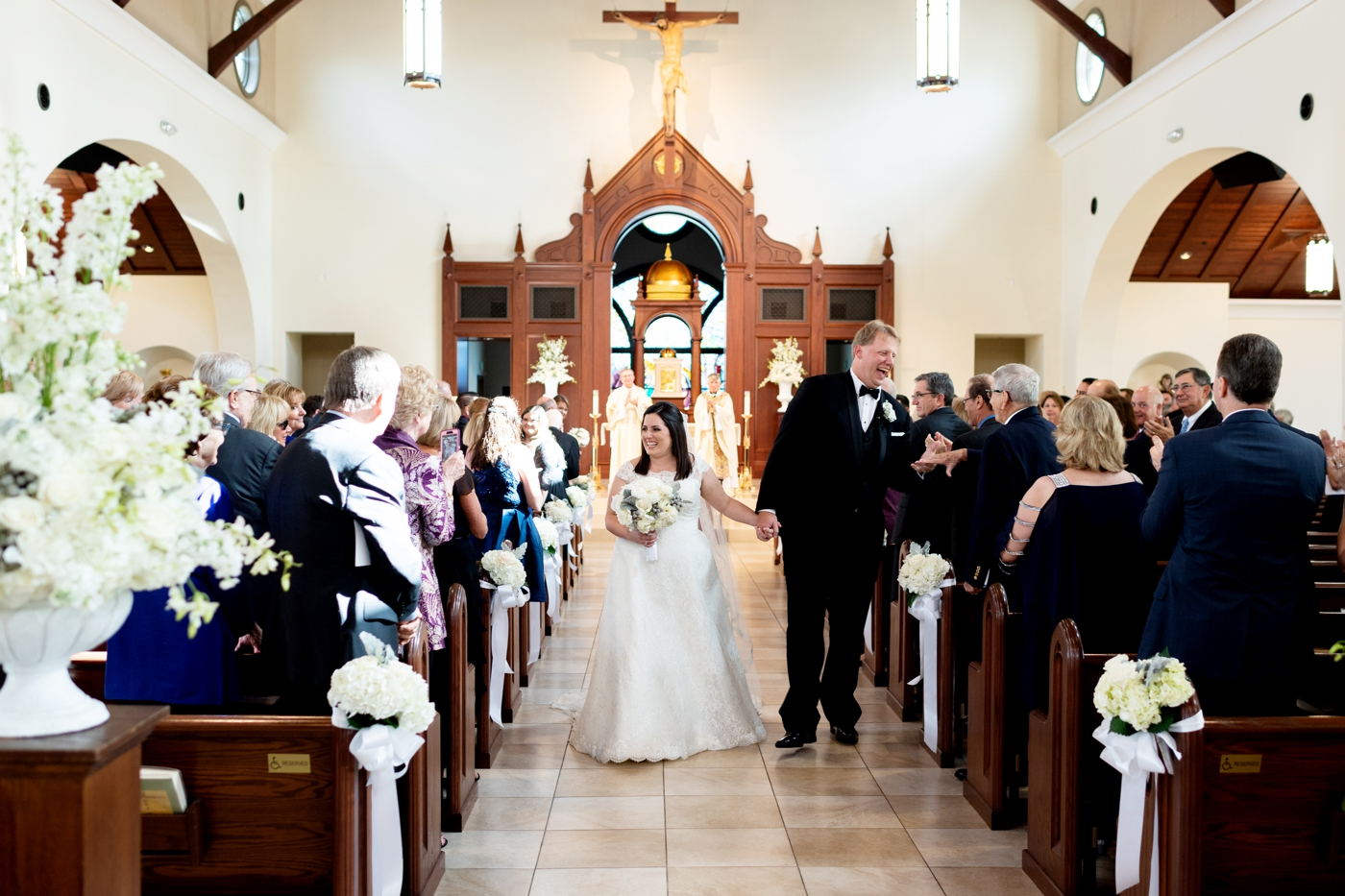 corpus christi catholic wedding