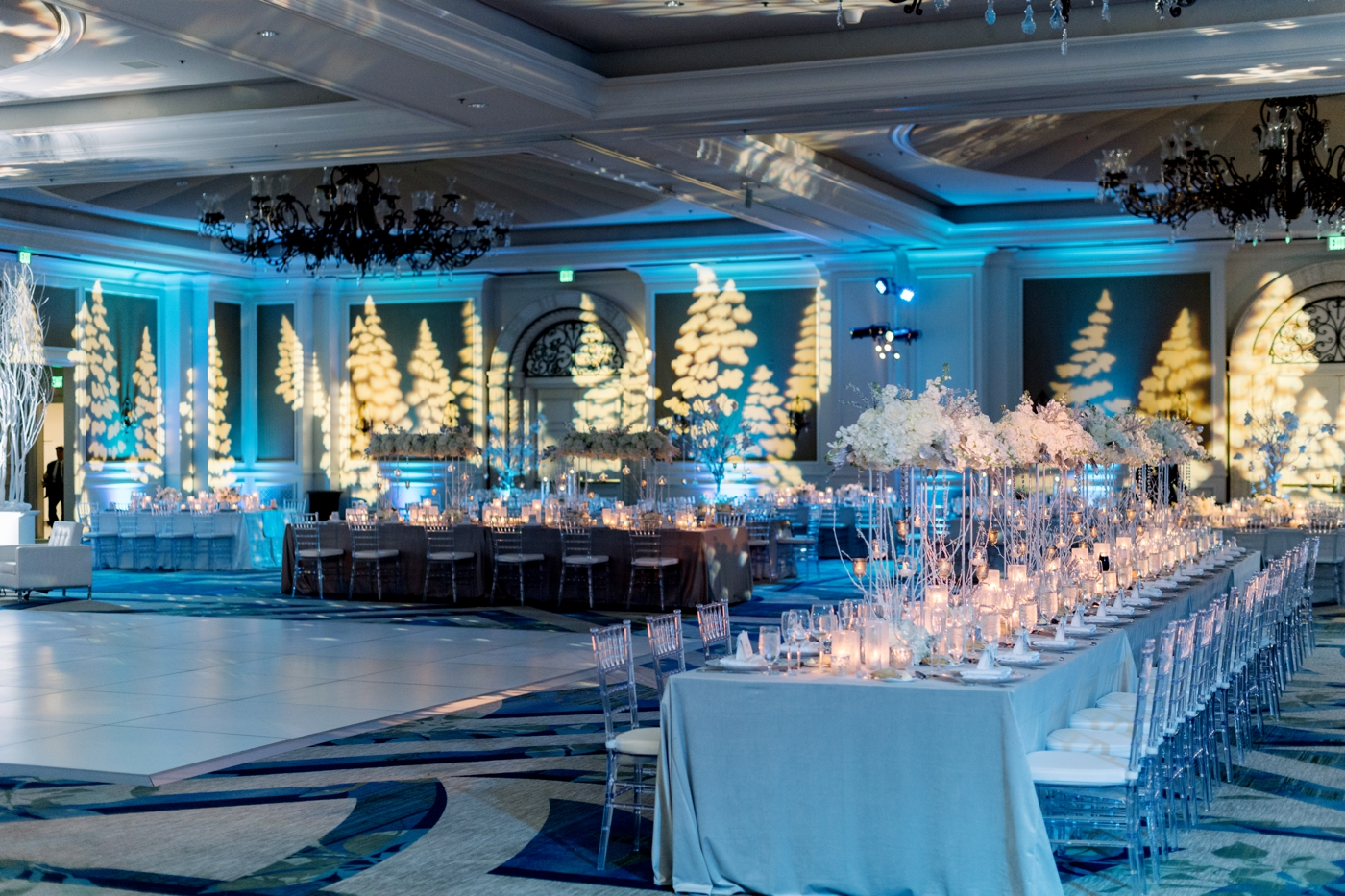 ballroom reception ritz carlton orlando
