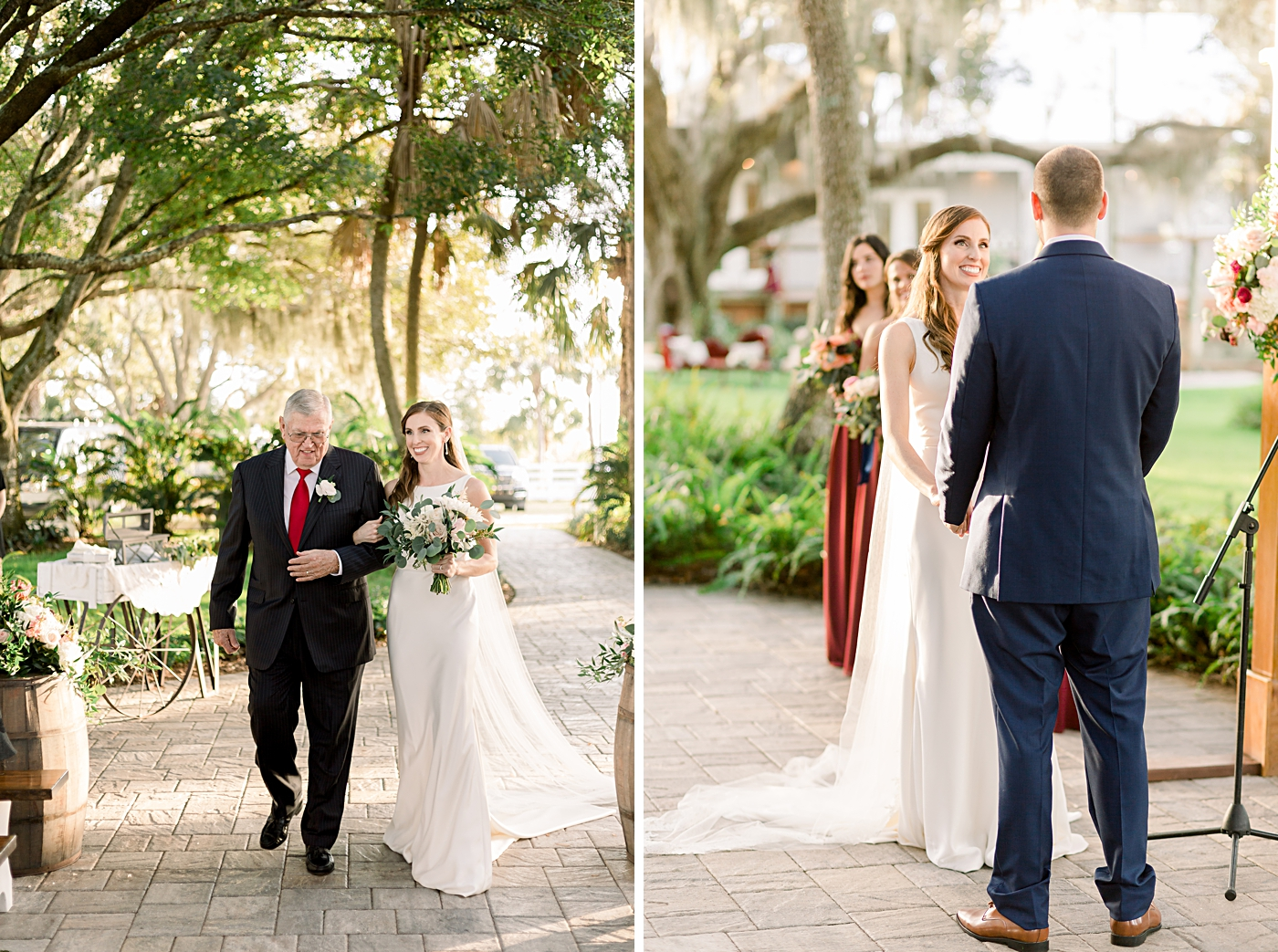 farm wedding in florida