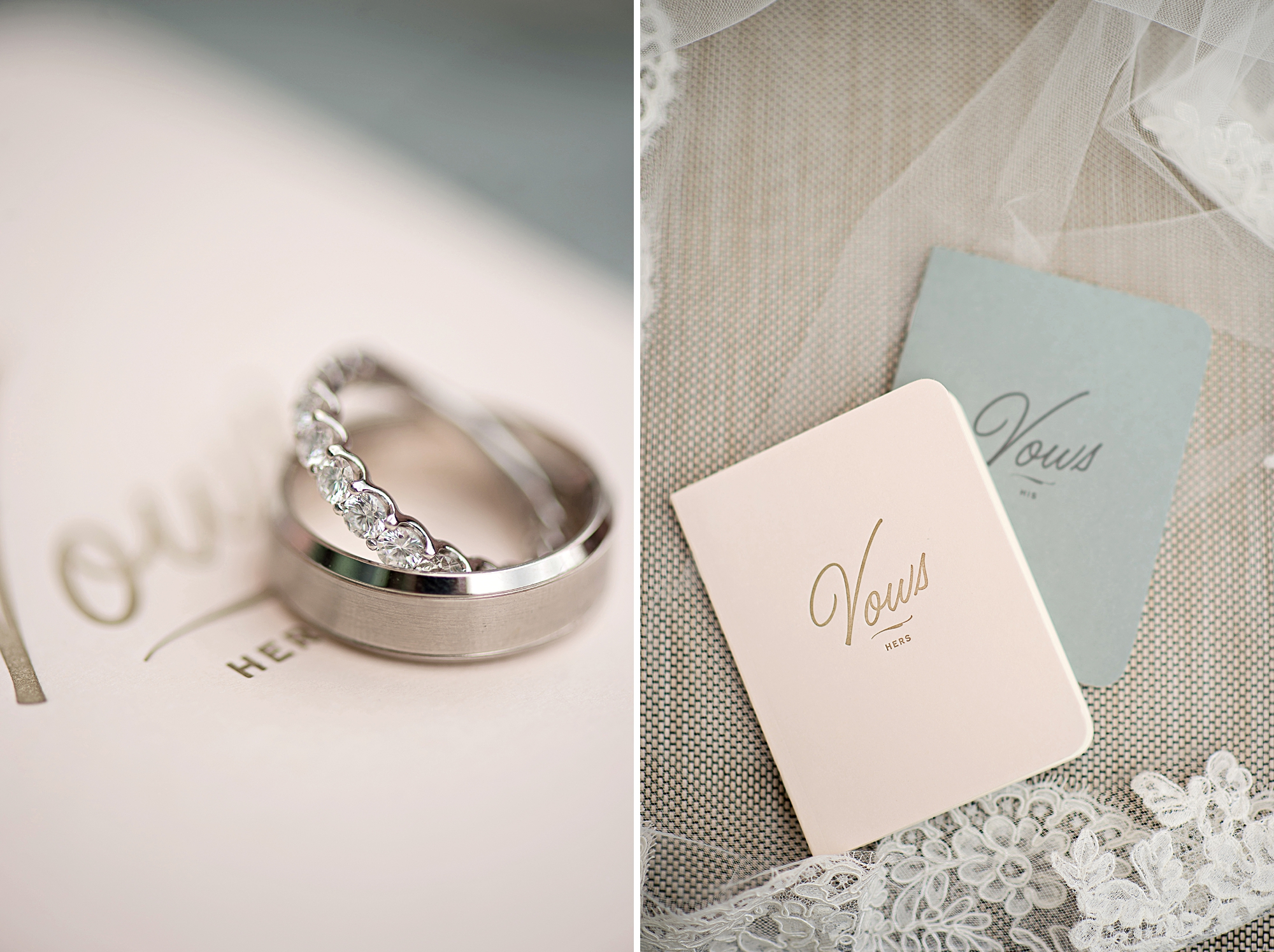 his and hers vow ideas