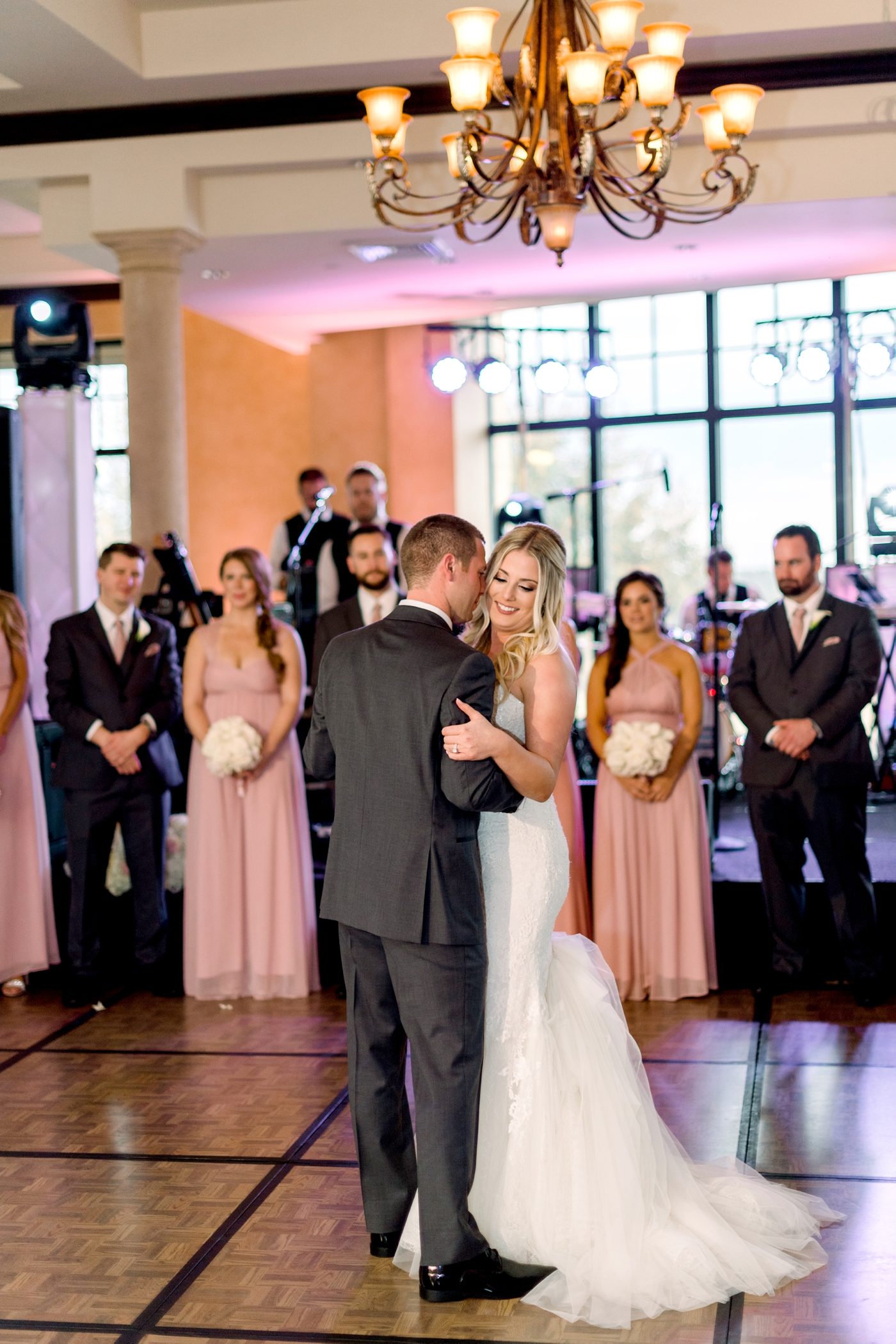 first dance bella collina
