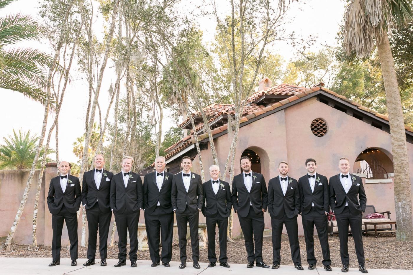 orlando groomsmen attire