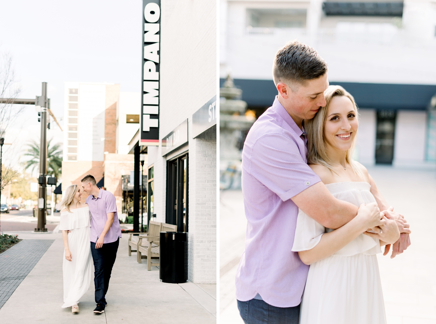 tampa bay engagement session