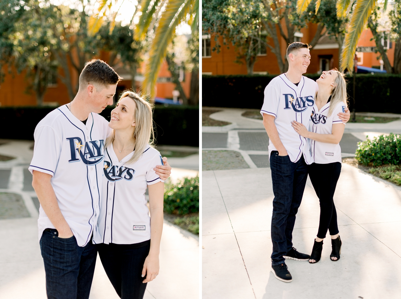 tampa bay rays photoshoot
