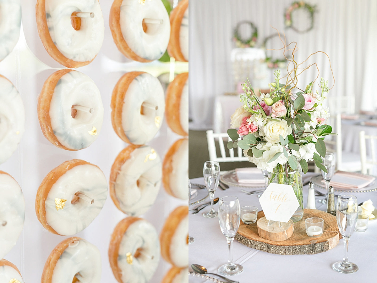 donut wall ideas
